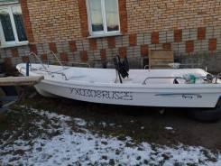 Лодка Бриз-14