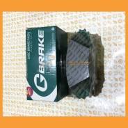 Колодки дисковые тормозные передние GBRAKE / GP02268 В НАЛИЧИИ