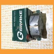 Колодки тормозные дисковые GBRAKE / GP06103
