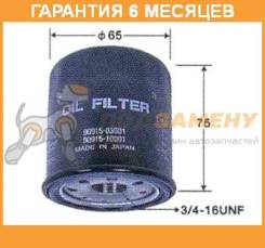 Фильтр масляный SAKURA / C1109. Гарантия 6 мес.