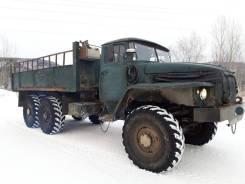 Урал 375. Продам , 11 000куб. см., 5 000кг., 6x6