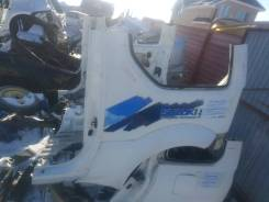 Задняя часть автомобиля на Suzuki Jimny JB33W