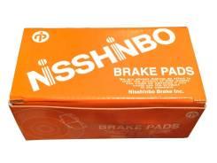 Колодки Nisshimbo PF-2467 v