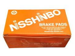 Колодки Nisshimbo PF-2467 k