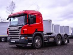 Scania P440. Седельный тягач 2018 г/в, 12 740куб. см., 24 664кг., 6x4