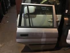 Дверь Mazda Demio, правая задняя