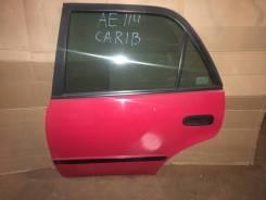 Дверь задняя Toyota Sprinter Carib, левая