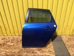 Дверь Mazda Axela, левая задняя