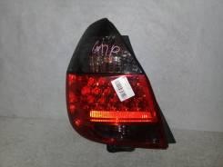 Фонарь (стоп сигнал) Honda FIT, левый задний