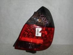Фонарь (стоп сигнал) Honda FIT, правый задний