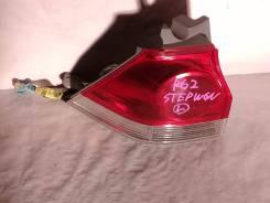 Фонарь (стоп сигнал) Honda Stepwgn, левый задний