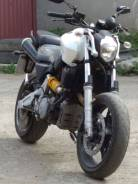 Yamaha MT-03. 660куб. см., исправен, птс, с пробегом
