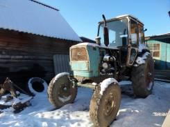 ЮМЗ. Продается трактор юмз с доками, 60 л.с.