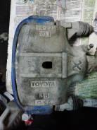 Суппорт тормозной. Toyota Carina, AT192 5AFE