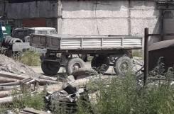 Прицеп тракторный 2-ПТС-4, 1978