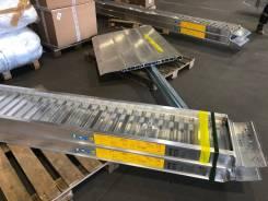 Рампы трапы лаги аппарели сходни 3700 кг для трала