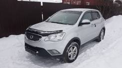 SsangYong New Actyon, 2011