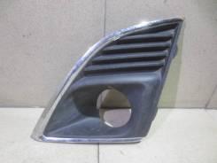 Рамка противотуманной фары левой Chevrolet Cruze [95093359]