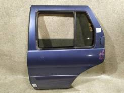Дверь Nissan Terrano 2002 R50 ZD30DDTI, задняя левая [157339]