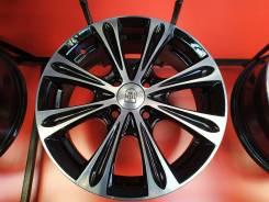 Новые литые диски R15 4-100 Шиномонтаж! 526