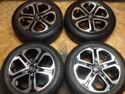 "Колёса 215/55R17 Dunlop диски оригинал Honda 5x114.3 Япония!. 7.0x17"" 5x114.30 ET55"
