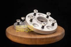 Проставки колесные для увеличения вылета 2 см 5*114,3 ЦО 60,1 Тойота