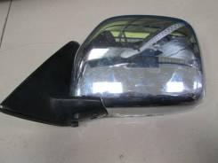 Зеркало левое Toyota LAND Cruiser Prado 95 хром 5 проводов