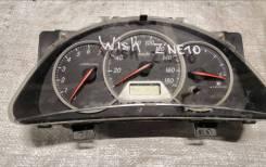 Прибор понели Toyota Wish ZNE10