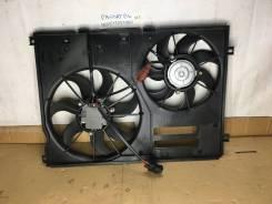 Диффузор вентиляторов в сборе VW Passat B6