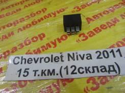 Реле стеклоочистителей Chevrolet Niva Chevrolet Niva 2011