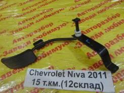 Педаль акселератора Chevrolet Niva Chevrolet Niva 2011