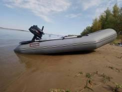 Моторная лодка Хантер 290 ЛК