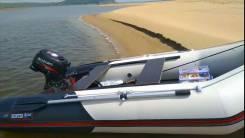 Моторная лодка Хантер 345 ЛКА