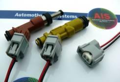 Разъем форсунки/инжектора AiS = Toyota 90980-11875-00, Denso 6189-0611