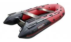 Моторная лодка Хантер 330 ПРО