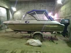 Лодка Бестер 485А