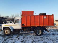 ГАЗ 35072-10. Продается мусоровоз ГАЗ-САЗ 3901-10, 4 750куб. см.