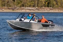 Моторная лодка Салют Scout Classic