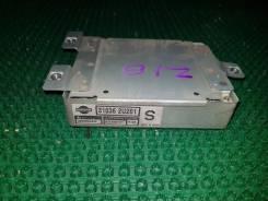 Блок управления акпп Nissan Cube Z10