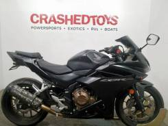 Honda CBR 500R, 2016