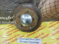 Ступица Chevrolet Niva Chevrolet Niva 2011, правая передняя