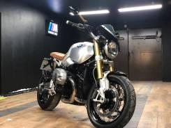 BMW R nineT. 1 200куб. см., исправен, без птс, без пробега