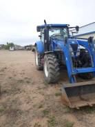 New Holland T6070, 2013