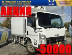 Isuzu NPR. Продается грузовой рефрижератор, 3 000куб. см., 7 000кг., 4x2