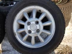 "Колёса Bridgestone Blizzak Revo 01 155/65R13. 4.0x13"" 4x100.00 ET45"