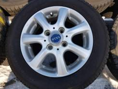 """Колеса Toyo garit G4 155/65R13. 4.0x13"""" 4x100.00 ET45 ЦО 73,1мм."""