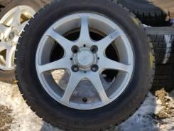 """Колёса Bridgestone Blizzak Revo 2 165/65R13. 4.5x13"""" 4x100.00 ET45 ЦО 73,1мм."""