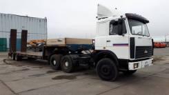 Чмзап 93853. МАЗ-64229+трал Чмзап-9385 27 тонн 2014г. в, 27 000кг.