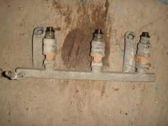 Форсунки топливные с рампой Daewoo Matiz 96518620