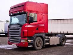 Scania R420. Седельный тягач 2013 г/в, 11 700куб. см., 10 200кг., 4x2